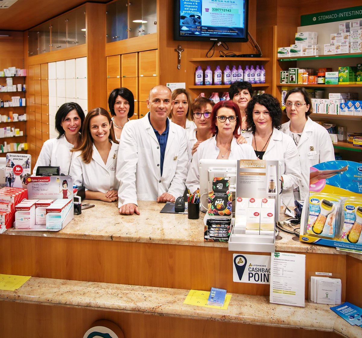 Team Farmacia Tosoni